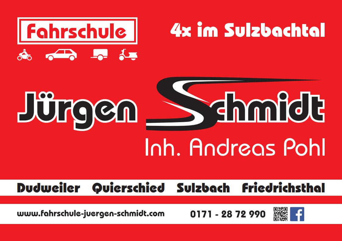 Fahrschule-Juergen-Schmidt Logo
